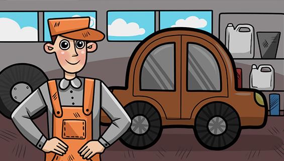 «Квик-Авто» в приложении «Мой гараж»